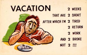 Humor - Vacation