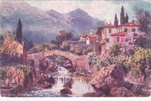 SAN-REMO , Italy , 1900-10s ; Ponte della Rocca, TUCK 135