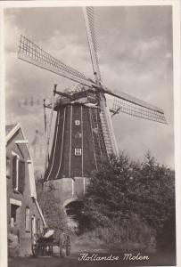 RP, Windmill, Hollandse Molen, Netherlands, PU-1954