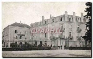 Old Postcard Contrexeville Hotel Felix Martin