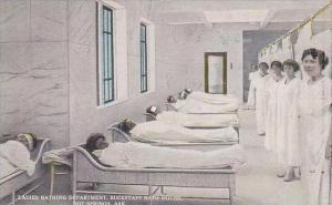 Arkansas Hot Springs Ladies Bathing Department Buckstaff Bath House