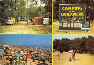 France Saint Jean de Monts Camping de la Caillauderie Calme Detente