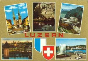 Switzerland, Luzern unused Postcard
