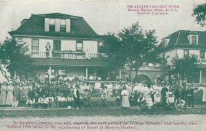 BENTON HARBOR , Michigan, 1910s , House of David , Israelite Colony View # 4