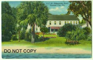Edgewater Hotel, Panama City Fl