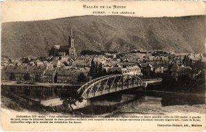 CPA Vallée de la Meuse - Fumay - Vue générale (113144)