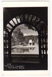 RPPC, Oaxaca Courts, Oaxaca Oax