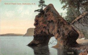 br105526 gate of fossil cave dalhousie canada Nova Scotia