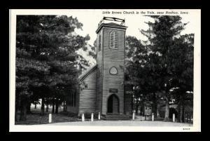 NASHUA IOWA LITTLE BROWN CHURCH IN THE VALE