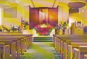 Interior First Presbyterian Church Vero Beach Florida