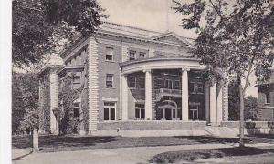 New Hampshire Hanover College Hall The Commons Dartmouth College Albertype
