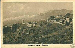 BI012  CARTOLINA d'Epoca: MOSSO S. MARIA - BIELLA