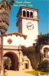 Court House - Santa Barbara, California, USA