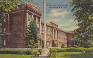 Montclair High School, Montclair, New Jersey, PU-1945