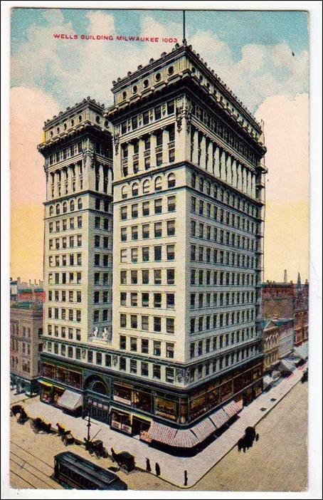 WI - Wells Building, Milwaukee