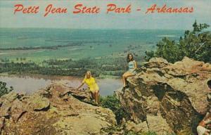 Arkansas Morrilton Petit Jean State Park