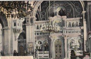 PATRAS, Greece , 1900-10s ; Interieur de l'eglise Pantanasse