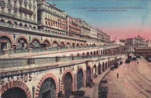 ALGER , Boulevard de la Republique , 00-10s