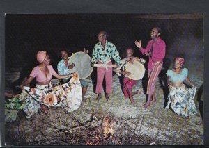 Mauritius Postcard - Folk Dance - The Sega    T4170