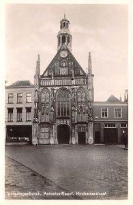 Hertogenbosch, Antonius Kapel Hinthammerstraat Holland Unused