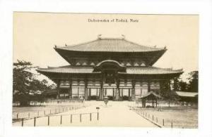 RP, Daibutsuden of Todaiji, Nara, Japan, 1900-10s