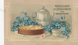 BIRTHDAY ; Coffee & Cake , 1912