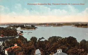 Canada St. Lawrence River, Thousand Islands, Picturesque Alexandria Bay