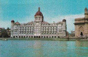 BOMBAY, India, 1940-1960s; Tajmahal Hotel