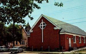 Delaware Rehoboth Beach Epworth Methodist Church