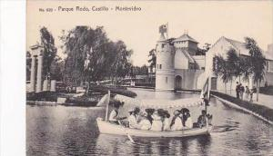 Uruguay Montevideo Parque Rodo Castillo