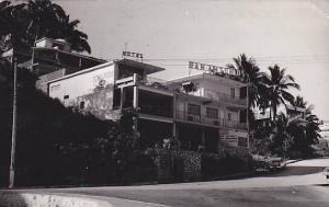 RP; Hotel San Antonio , Mexico 40s