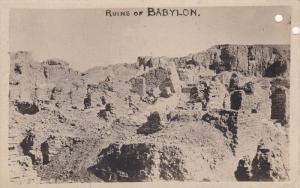 RP: Ruins of BABYLON , Iraq , 00-10s
