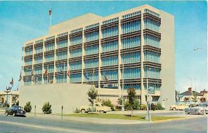 B.C. Electric Building Victoria British Columbia Postcard