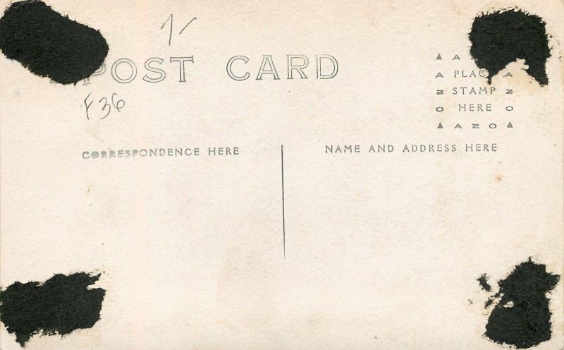 Two Ladies w/Merry Window's Hats~Fur Coats~Hand Muff ~Real Photo Postcard c1913