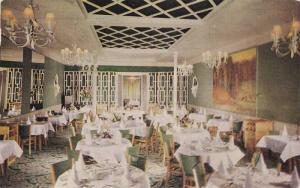 Interior View of Kerhulu Le Grand Restaurant Francais, Canada's Oldest French...
