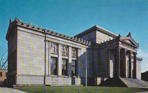 Sayles Public  Library,Pawtucket, Rhode Island, 40-60s