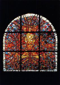 Soest St Patrokli Dom Hans Kaiser Eucharistie Fenster Sakramentskrypta