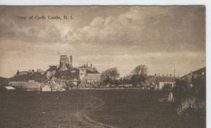 Postal castillos numero 060: View of Corte Castle