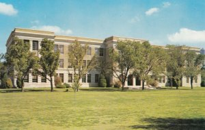 CANYON , Texas , 50-60s, Education Bldg, West Texas State College
