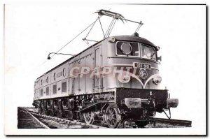 Old Postcard Train Electric Locomotive 2D2 9101 Series 9135