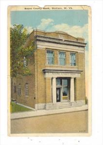 Boone County Bank, Madison, West Virginia, PU-1934