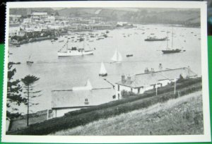 England Salcombe Harbour 1928 from Ferryside REPRO - unposted