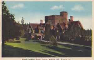 VICTORIA, British Columbia, Canada, 1900-1910s; Royal Canadian Naval College