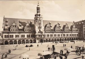 LEIPZIG , Germany , PU-1972 : Altes Rathaus