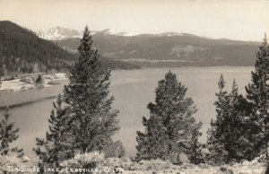 RP: LEADVILLE , Colorado , 30-40s ; Turquoise Lake