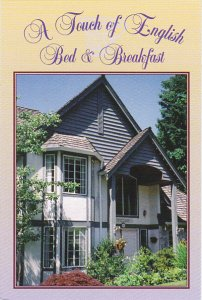 Touch Of English Bed and Breakfast North Vancouver Canada