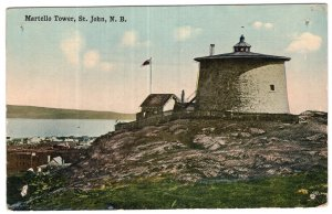 St. John, N.B., Martello Tower