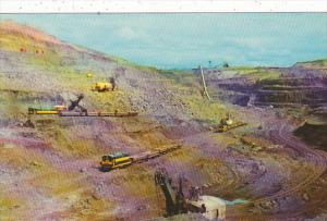 Modern Iron Ore Mining In Arrowhead Country Northern Minnesota