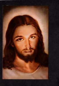 PQ QC Shrine Sacred Heart Sillery Quebec Jesus Religious Postcard Carte Postale