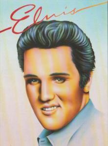 Elvis Presley By Scott Wilson